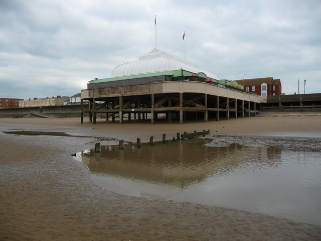Burnham-On-Sea - The Pavilion