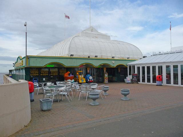 Burnham-On-Sea - The Pavilion
