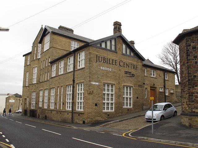 Jubilee Centre, Stott Hill