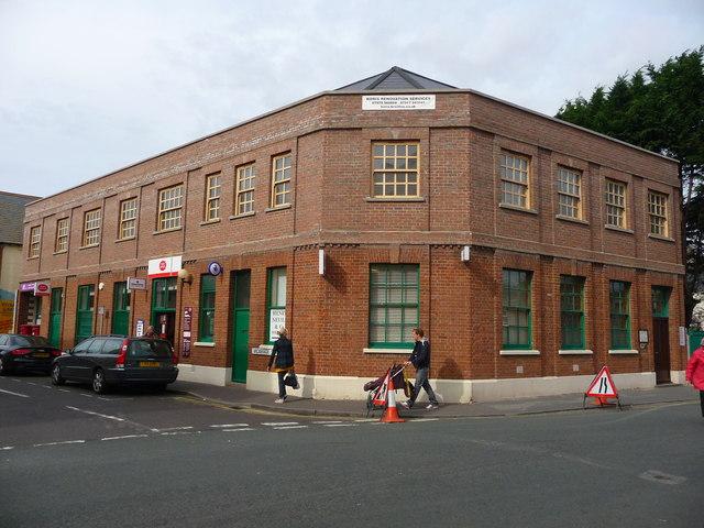 Burnham-On-Sea - Post Office
