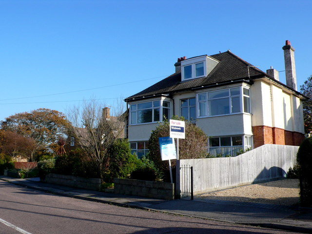 House in Foxholes Road