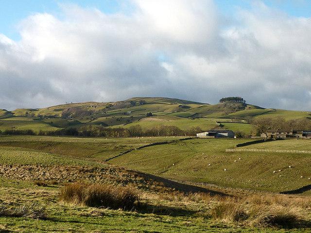 The valley of Eller Beck