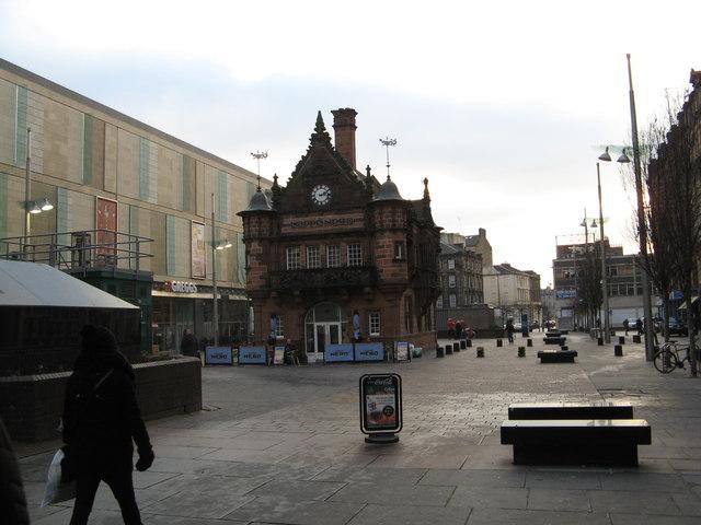 Caffè Nero in St Enoch Square