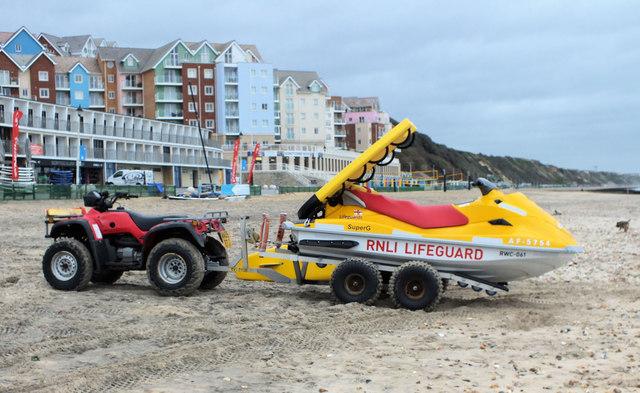 Rescue craft