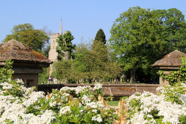 Knebworth House, Hertfordshire