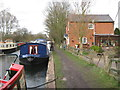SP1778 : Grand Union Canal, Copt Heath by Michael Westley