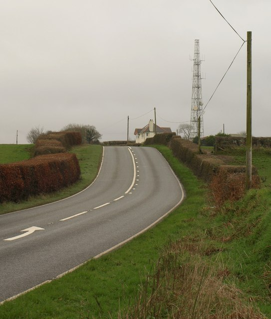 A386 at Moorview