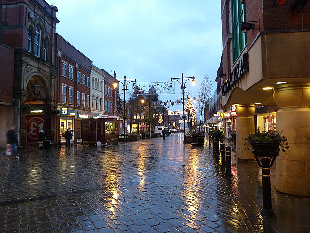 High Street, Oldham
