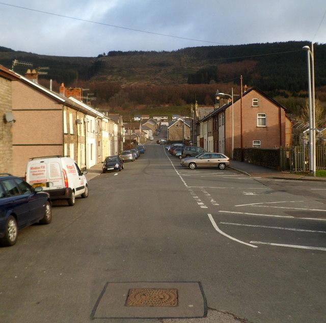 Station Street, Treherbert