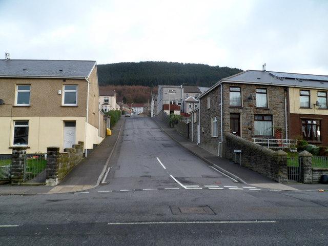 Corbett Street, Treherbert