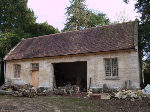 East coach house, Colesbourne Park estate