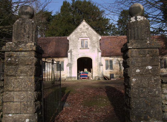 North coach house, Colesbourne Park estate