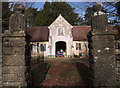 SP0013 : North coach house, Colesbourne Park estate by Vieve Forward