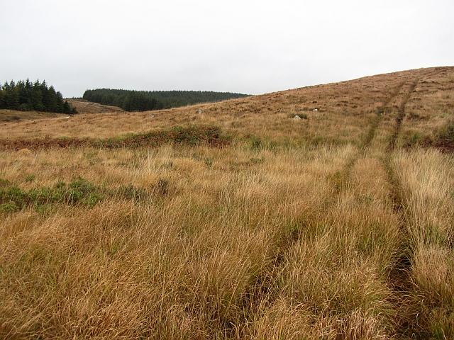 All terrain vehicle tracks, Glen Iorsa