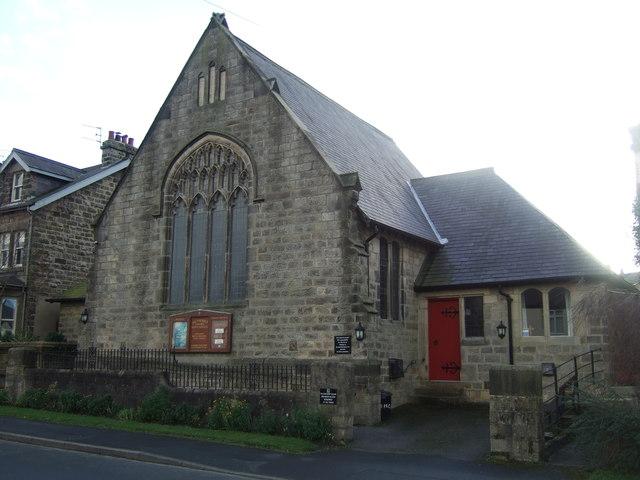 Methodist Chapel, Hampsthwaite