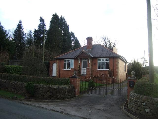 Bungalow on Hollins Lane