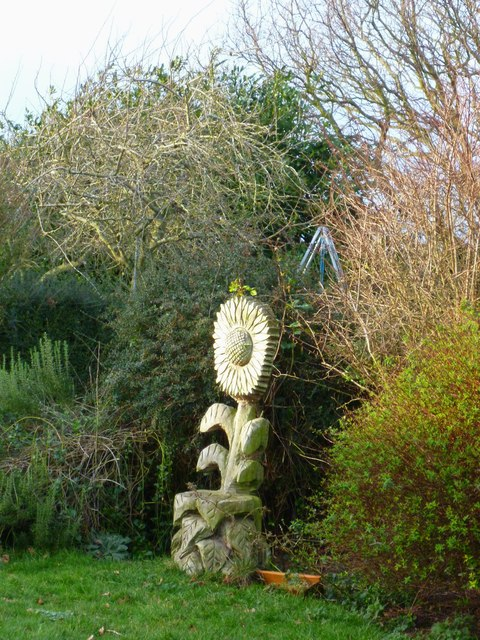 Happy garden seat by Honer Farm
