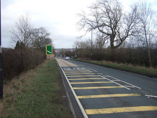 A59 towards Harrogate