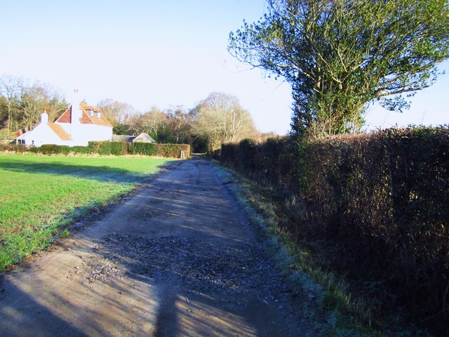 Track to Rocks Farm