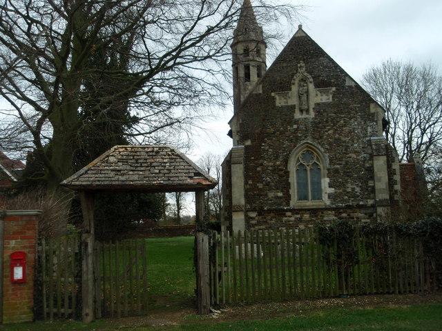Potsgrove church