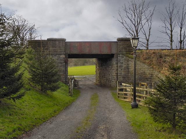Springside Farm Underbridge