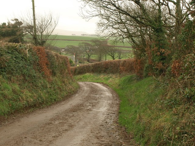 Lane to Southcott