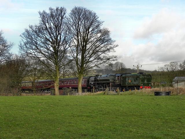 East Lancashire Railway, Springside Farm