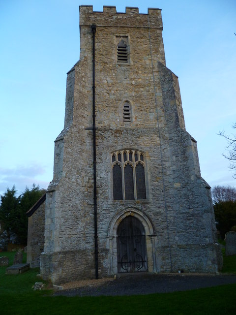North Mundham church tower