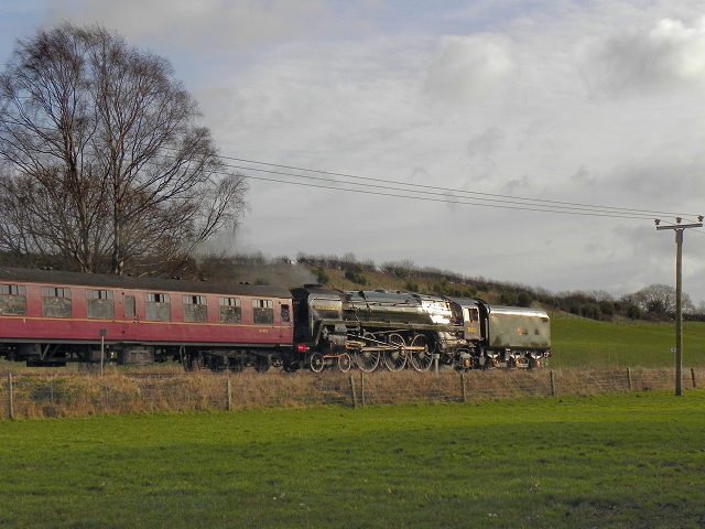 Duke of Gloucester at Burrs