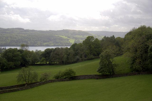 Farmland near Holdbeck Lane, Ambleside, Cumbria