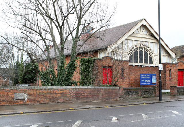 Palmers Green Baptist Church