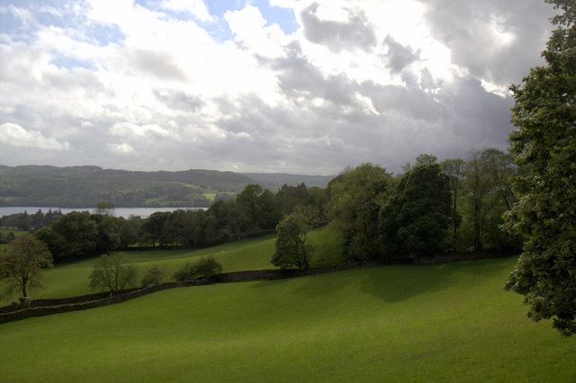Farmland near Holbeck Lane, Ambleside, Cumbria