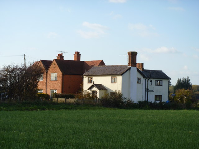 Three cottages