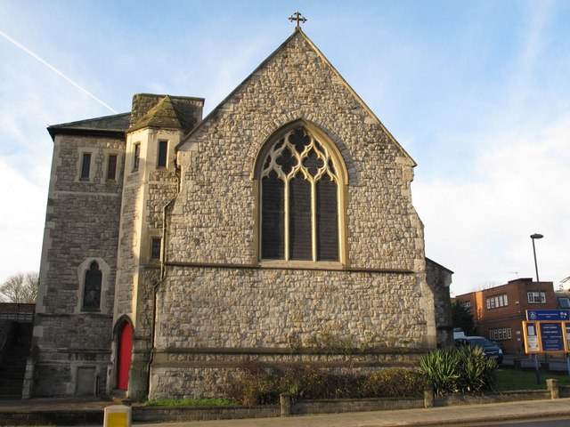 Christ Church, Brent Street, NW4