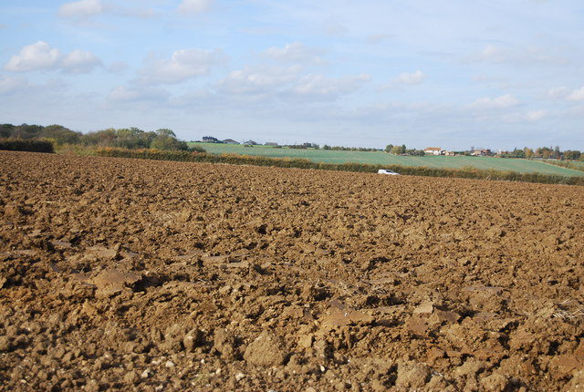 Ploughed and fallow