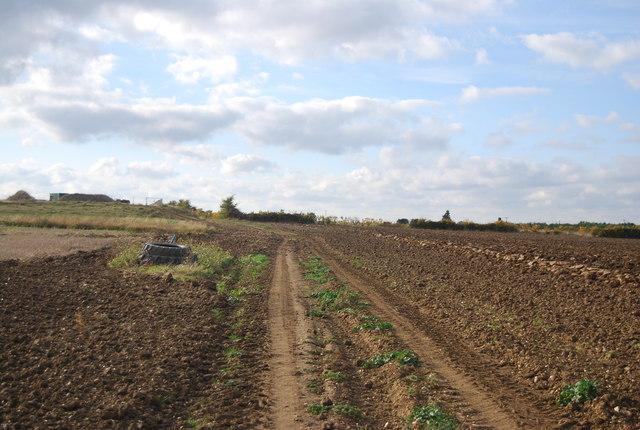 Heading to New Barn Farm