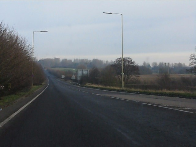 Whitchurch bypass - A41 section