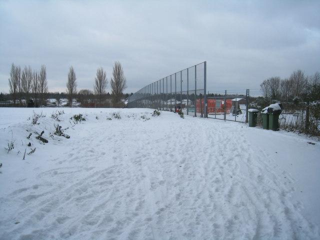 Whiteditch playing fields