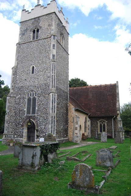 Church of St Peter, Claydon