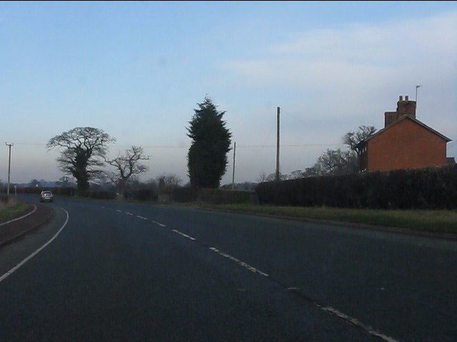 A49 at Greenacre