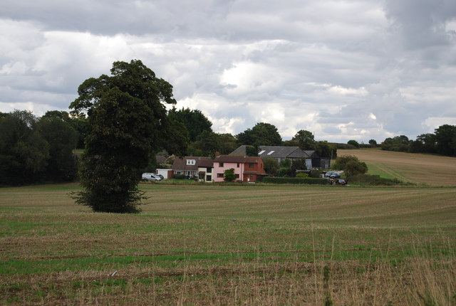 Slade Cottages and Farm