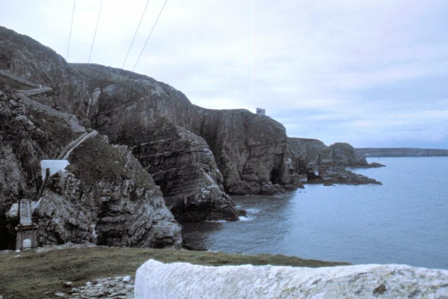 South Stack - 1982