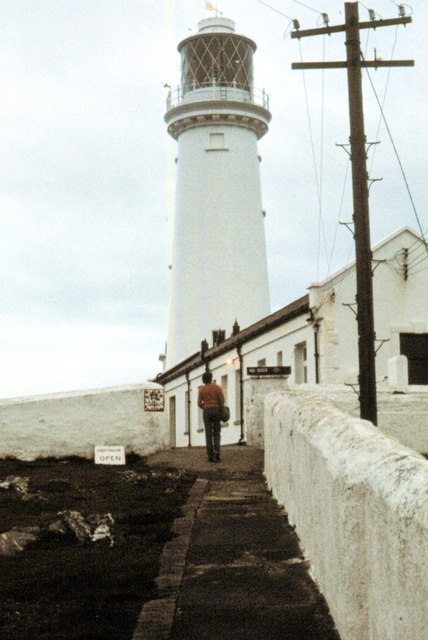 South Stack Lighthouse - 1982