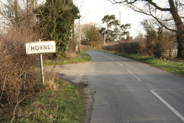 Roadwood Lane, Thorney