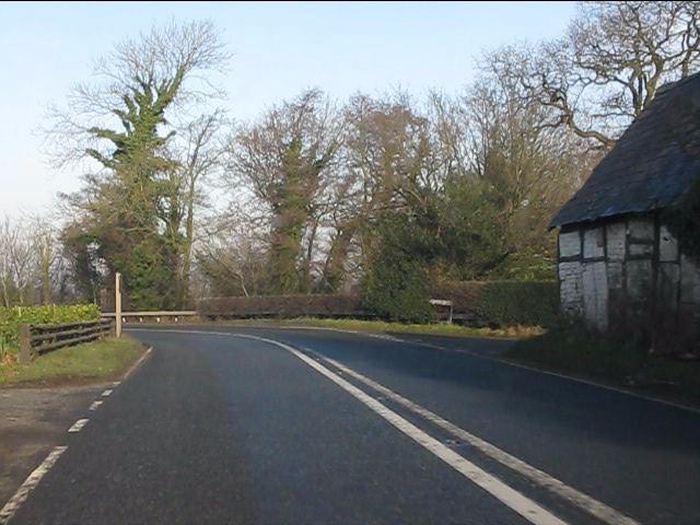 A49 at Radleywood