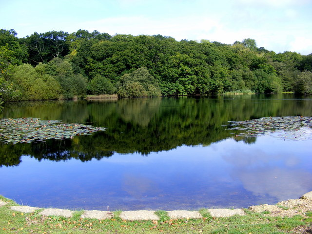 Eyeworth Pond