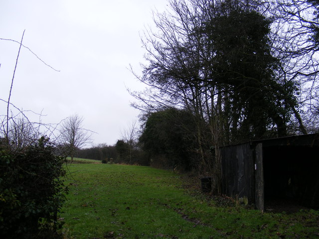 Footpath to Lymball's Lane