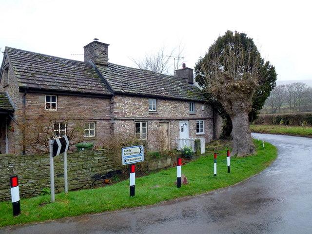 Cottages in Clodock