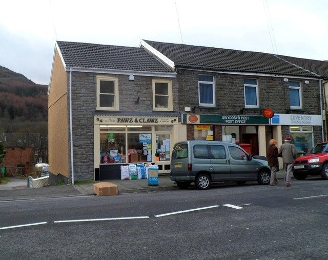 Treherbert Post Office