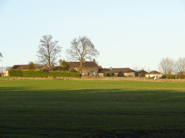 High Waskerley Farm